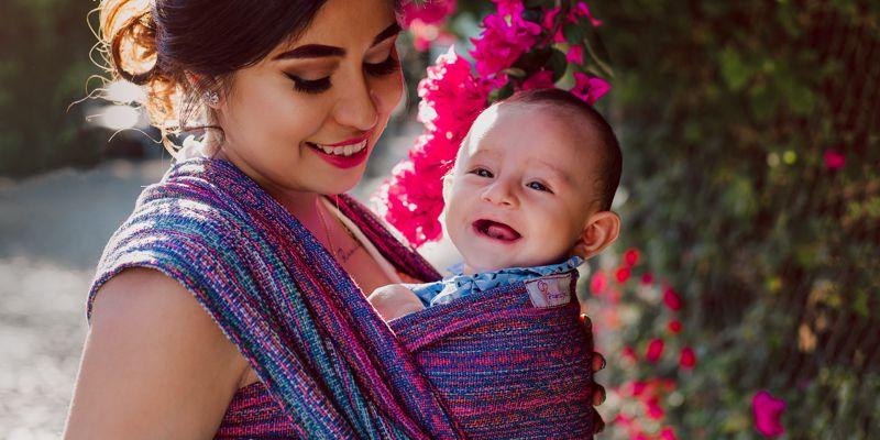 La importancia del contacto con tu bebé - blog Nahui Coconi